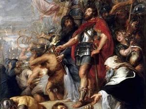 Rubens -  Judah Maccabee