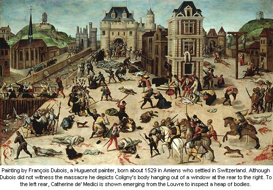 an analysis of the massacre of st bartholomews day St bartholomew's day massacre definition: the slaughter of over 100,000 unarmed french protestants (huguenots) within three weeks in 1572 two years earlier the huguenots were granted freedom of worship within certain localities.